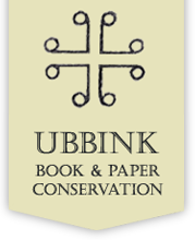 Ubbink Book and Paper Conservation Logo